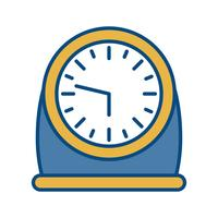 klocka ikon bild vektor