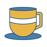 kaffe mugg ikon
