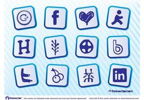 Social Media Grafik Pack vektor