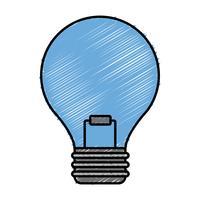 glödlampa-ikonen