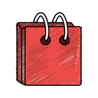 shopping väska ikon