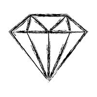 diamant ikon bild