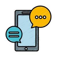 Smartphone-Gerätesymbol