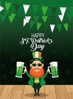 Glücklicher Tag des Heiligen Patricks