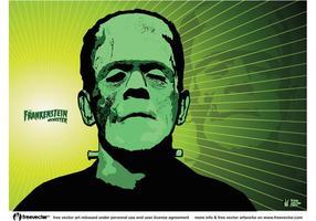 Frankenstein-Vektor vektor
