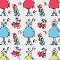 süß modische patches trendiges design