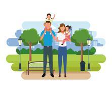 Familjens tecknad film