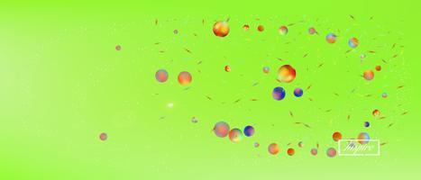 Minimal abstrakt ultrabrett rymdbakgrund