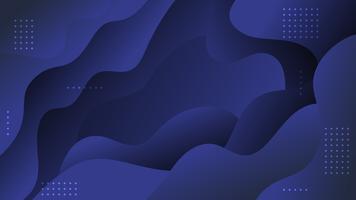 Överlappad bakgrund för dynamisk lila textur. Vektorillustration