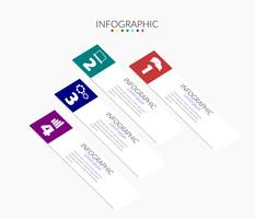 Business Infografik Zeitleisten