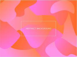 abstrakte Farbverlauf Banner