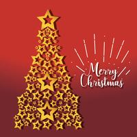 god jul tall stjärnor dekoration design