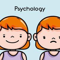 psykologi analys terapi inspiration design vektor