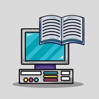 Schulutensilien Design zu studieren und zu lernen