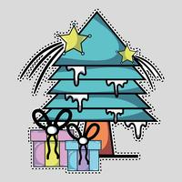 glad jul design för glad jul