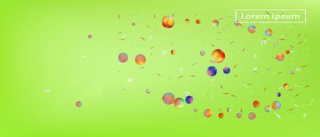 Kreativ abstrakt ultrabrett rymdbakgrund