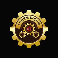Titta på Gear Logo