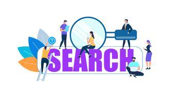 Tecken runt Word Search