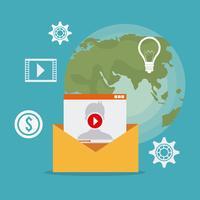 Digital och social marknadsföring