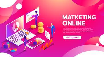 Marknadsföring online
