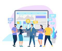 Corporate Education Business Skills Verbesserung