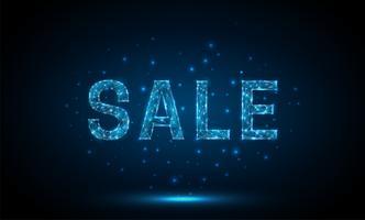 försäljning banner vektor