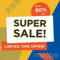 Abstrakt Super Sale
