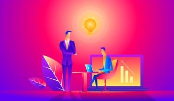 Utbildning av kontorspersonal