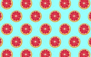 Grapefruktmönster