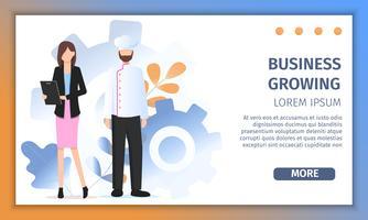 Restaurantchef Business Growth Solution Erfolg