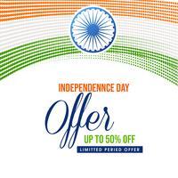 Unabhängigkeitstag in Indien am 15. August