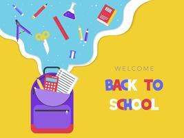 Tillbaka till skolans affischmall