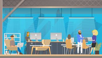 Studie i modernt samarbetsområde