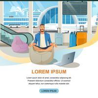 Online-Services der Fluggesellschaft