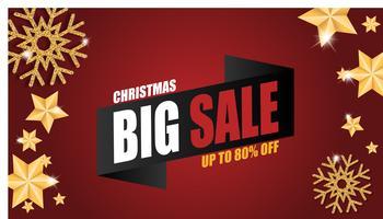 Jul försäljning banner