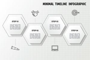 Behive Infografik-Vorlage