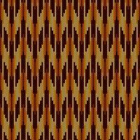 Höstkamouflage stickat mönster vektor