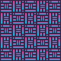 Lila und rosa Form Hintergrund vektor