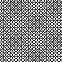Modernes geometrisches nahtloses Muster vektor