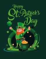 Glücklicher St. Patrick Day