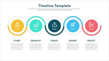 Infographik Template Design