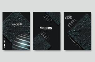 Modern täcklayout