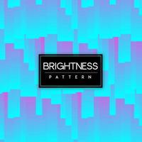Ljus färgrik form för sömlös bakgrund för neon
