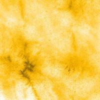 Gelber Aquarell-Beschaffenheits-Hintergrund vektor