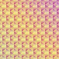Abstrakt sömlös geometrisk kubisk bakgrund