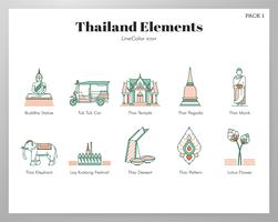 Thailand element pack