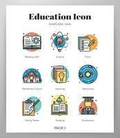 Education LineColor Pack