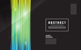 Abstrakter Vektorhintergrund der Geraden, einfache Masche Türkis-Farbe für Darstellung