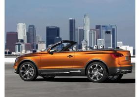 Audi kreuz cabriolet