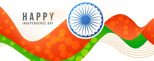 vektorillustration av Indiens berömda monument